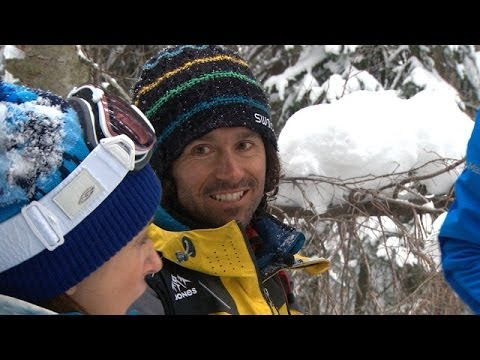 60 Minutes Sports How Jeremy Jones Avoids Avalanches