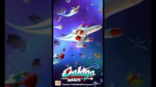 Galaga Wars Red Baron Ship