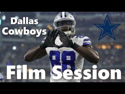 Quick Film Session On Dallas Cowboys Offense Defense Vs Indianapolis
