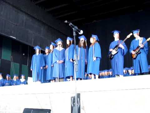 High Tide or Low Tide- Gilford High School 2009 Graduation