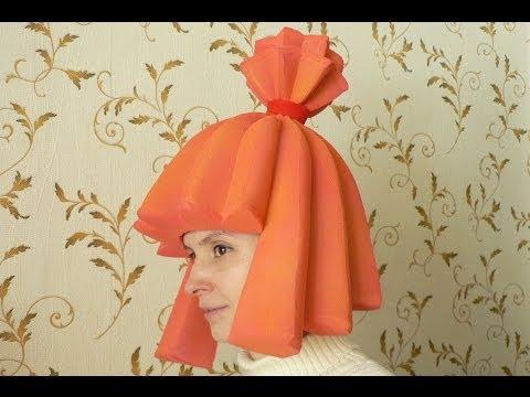 Фиксики шапочка как сделать