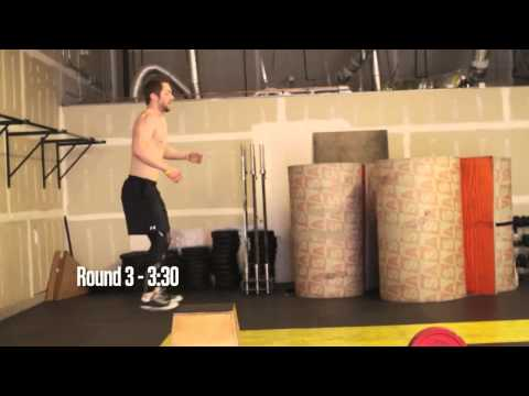 CrossFit - WOD 121215 Demo with CrossFit 702