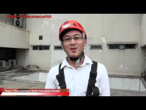 SSD Rescue and Safety at Indonesia Power - Heru (Procurement Staff)