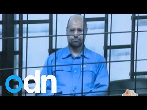 Gaddafi's son Saif sentenced to death in Libya