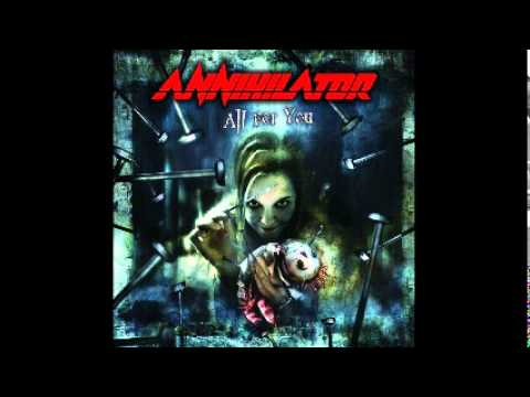 Annihilator - Rage Absolute
