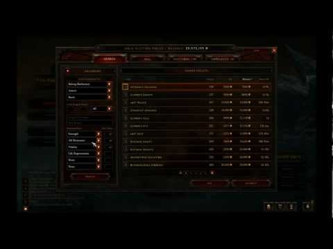 Diablo 3 - 191K Budget Whirlwind Barb How to Buy Cheap Effective Gear