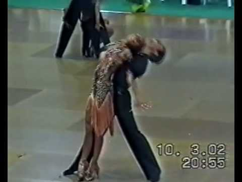 Natalia Titova & Simone Di Pasquale rumba 2002