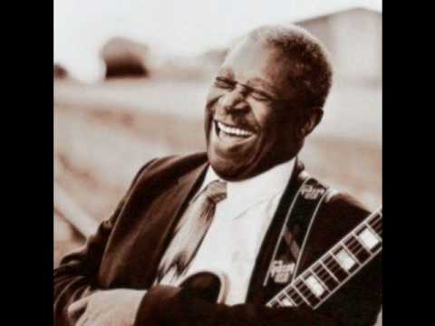"""The Thrill Is Gone""   BB King"