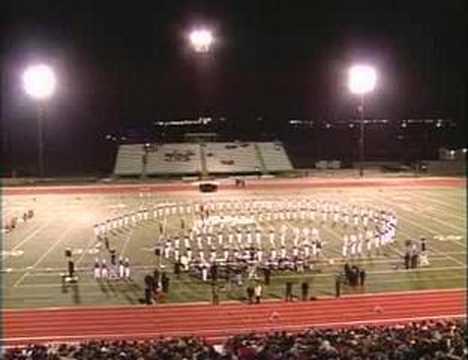 From Pickerington, Ohio Pickerington Central High School Marching Tiger Band