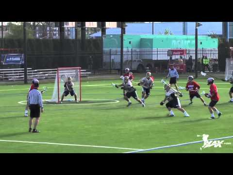 Detroit Mercy vs Notre Dame | 2013 Lax.com College Highlights