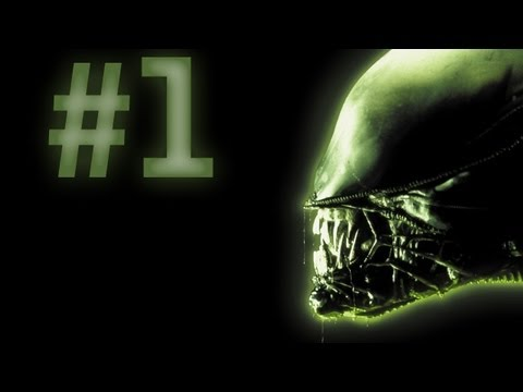 Aliens: Colonial Marines - Walkthrough - Part 1 - Welcome to the Sulaco (PS3/X360/PC) [HD]