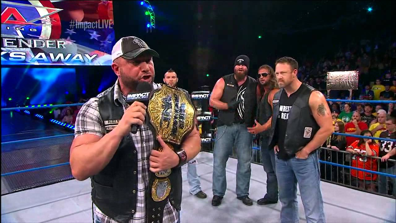 Bully Ray Aces and Eights