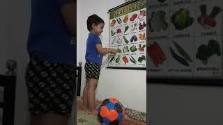 #education #kids #learning                                    Vegetable Name for children's learning