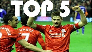 Top 5 most surprising Champions League Winners