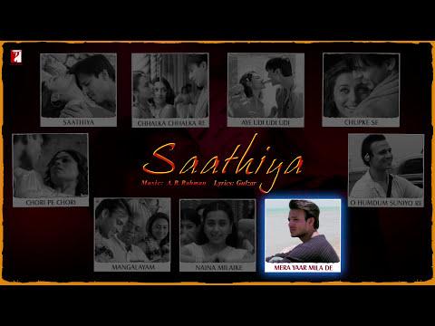 Saathiya - Audio Jukebox - Vivek Oberoi   Rani Mukerji