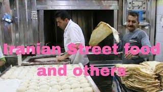 Best Iranian Street foods and other foods.
