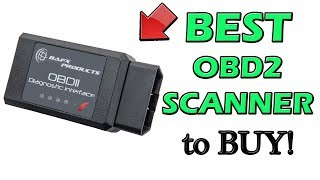Best OBD2 Scanner for BMW - Compatible with ALL Cars & Trucks