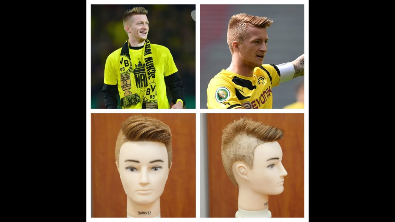 Marco Reus Haircut forecasting