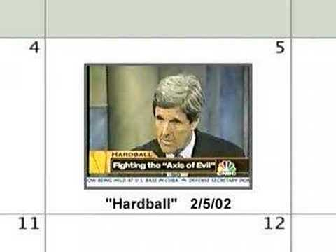 Kerry on Iraq