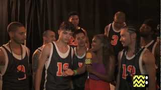 AfterBuzz TV Interviews Mos Wanted Crew @ ABDC June 4th, 2012