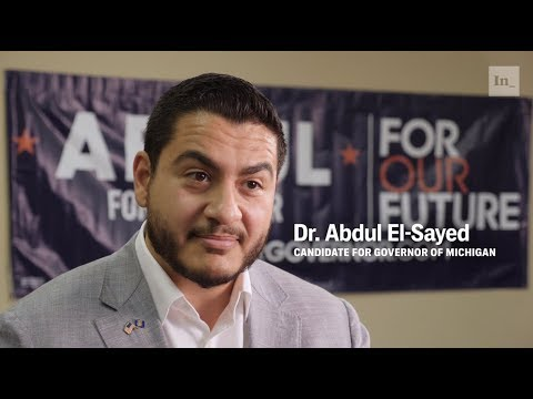 Mehdi Hasan Interviews Abdul El-Sayed, Progressive Candidate in Michigan's Democratic Primary