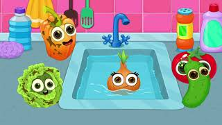 Fun Food Baby Game With Fruits And Vegetables - Play Kids YovoGames