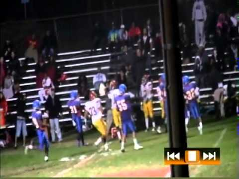 Sharieff Muhammad University High Senior Year Highlights #22 DB