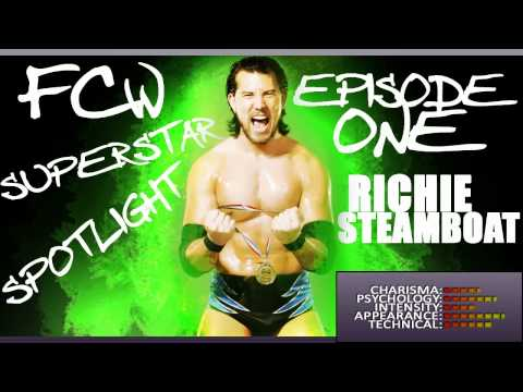 FCW Superstar Spotlight :: Ep 1 :: Richie Steamboat