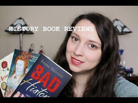 History Book Reviews #1