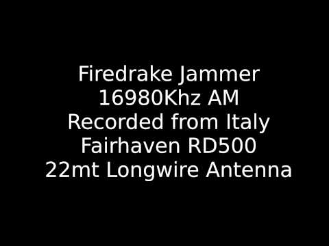 Firedrake Jammer 16980Khz