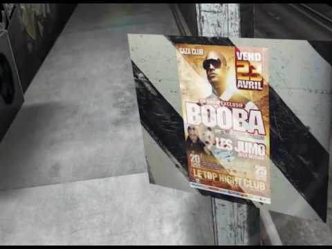 TEASER - SOIREE GAZA CLUB (BOOBA  & LES JUMO) [HQ].mp4