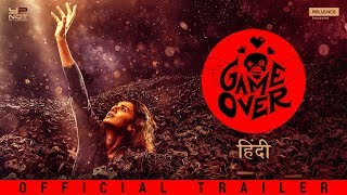 Game Over| Hindi Official Trailer | Taapsee Pannu| Ashwin Saravanan | Y Not Studios | June 14