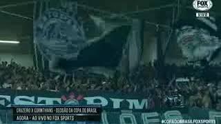Melhores momentos cruzeiro 1x0 Corinthians copa do Brasil
