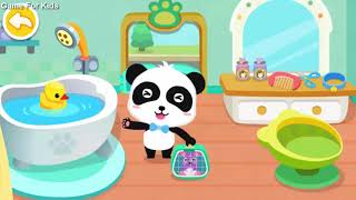 Baby Panda Kids Game - Little Panda's Dream Town