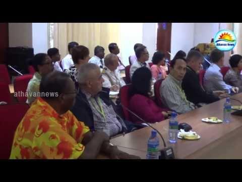 More than 35 foreign ambassadors visited Jaffna