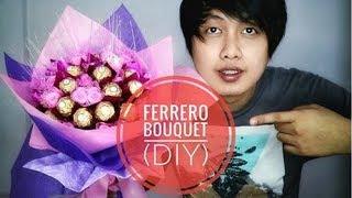 Ferrero Rocher Bouquet |DIY How to make Chocolate Bouquet | Ferrero Rocher Bouquet |