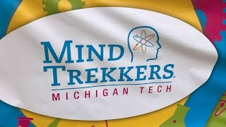 Michigan Technological University's Mind Trekkers at Schoolcraft College 2016