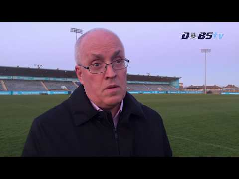 Tom Gray speaks to Dubs TV ahead of U20 Leinster Final v Laois