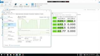 Test SSD KingDian S280-120GB