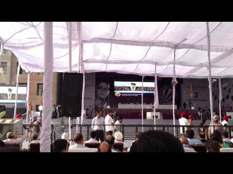 English Speech by Prakash Singh Badal Chief Minister Punjab at LPU 3rd Convocation