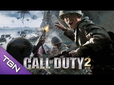 Call of Duty 2 - Walkthrough Part 4