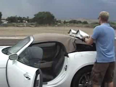 2007 Pontiac Solstice Quick Look and Review