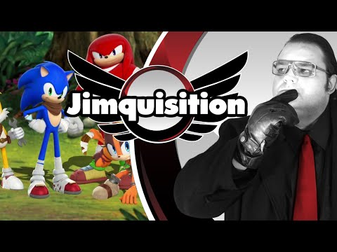 Sonic Gloom: How Invention Killed A Hedgehog (the Jimquisition) video