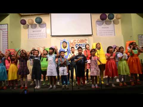 #3 The Body Song (psalty Kids Praise 3) video