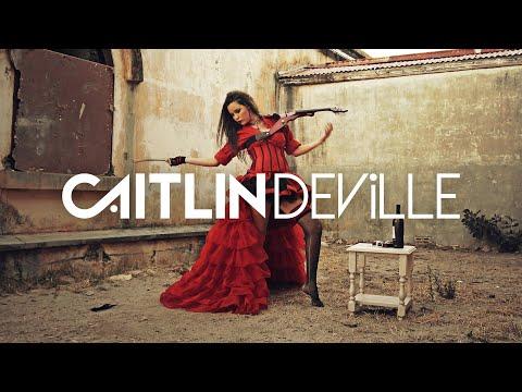 My Dark Valentine - Rock & Metal Violin Covers Medley | Caitlin De Ville
