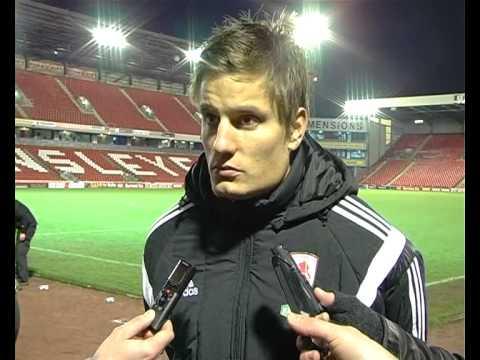 Video: Jelle Vossen discusses Rhys Williams' injury