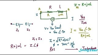 RL and RC Series Circuits - Concepts & Techniques