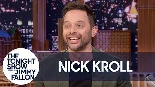 Nick Kroll Shares His Impressions of Dogs, Sheep and French Dolphins