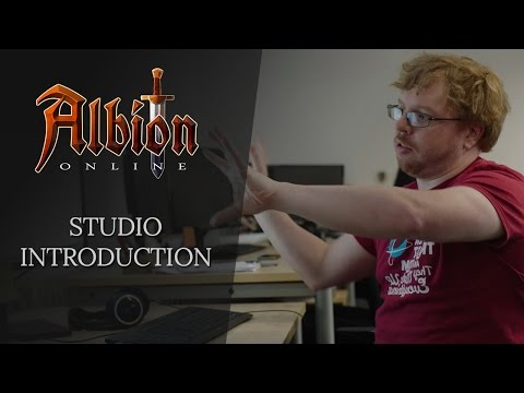 Albion Online | Behind The Scenes: Studio Introduction