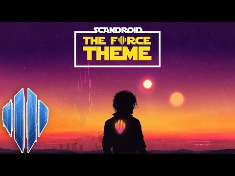 Scandroid  The Force Theme Star Wars